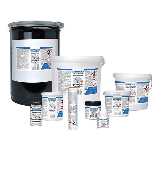 Weicon Anti-seize Nickel Assembly Paste 120 G