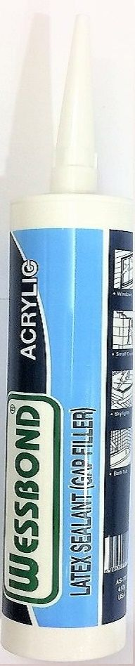 Wessbond Acrylic Sealant 450g Wb-as700wh