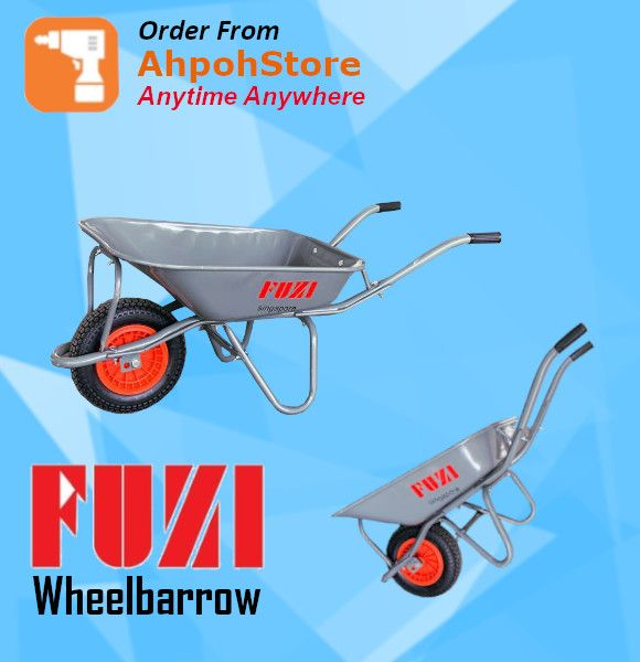 Ahpohstore/fuzi Wheelbarrow