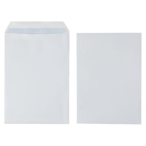 Winpaq Peel & Seal White Envelope 17.7 X 25.4cm