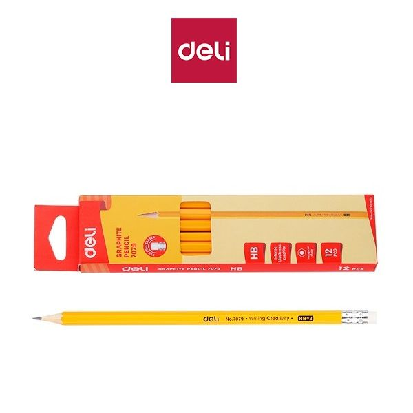 Writing Pencil / Hb=2 Sharpen - E7079 - (铅笔)