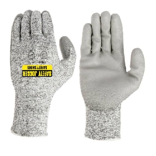 Safety Jogger Shield Cut Resistant Glove Cut Level 5