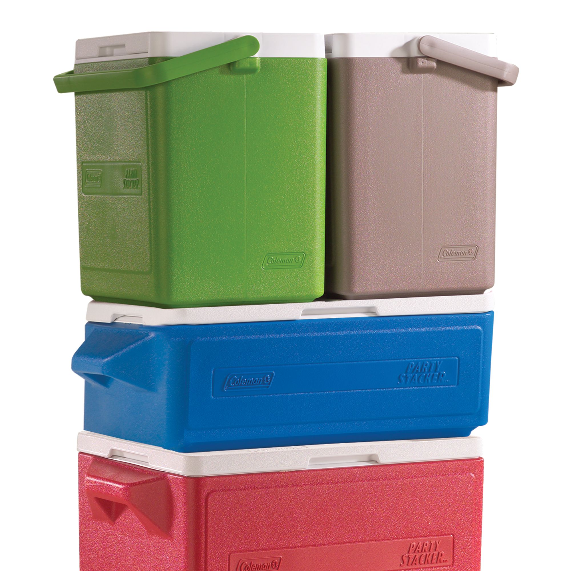 Coleman 20 Can Party Stacker Cooler 3000000484 Singapore - Eezee