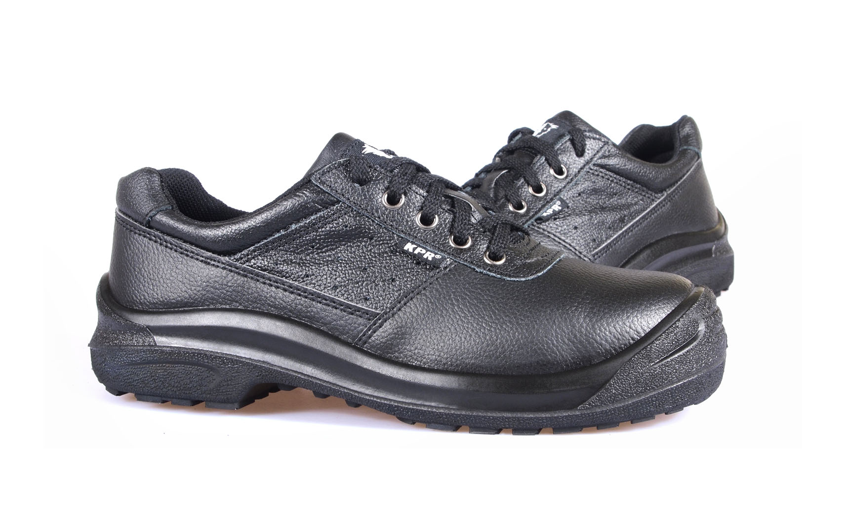 KPR L-Series Low Cut 4 Eyelet Lace Up Safety Shoes