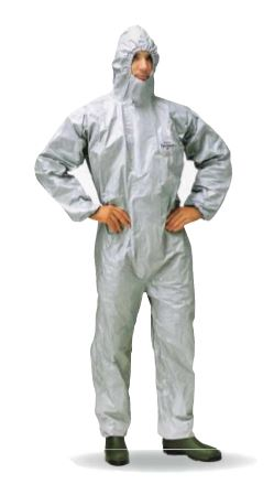 Dupont Chemical Protection Overalls TYCHEM-F