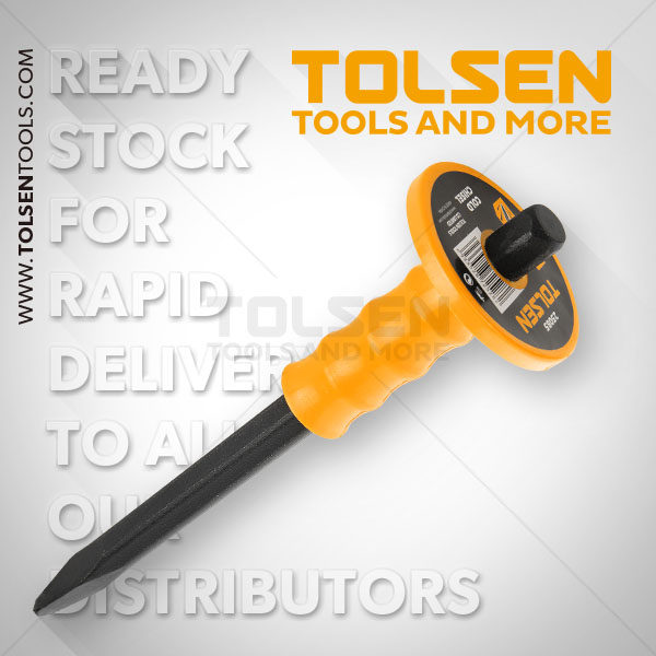 Tolsen Cold Chisel With Handle