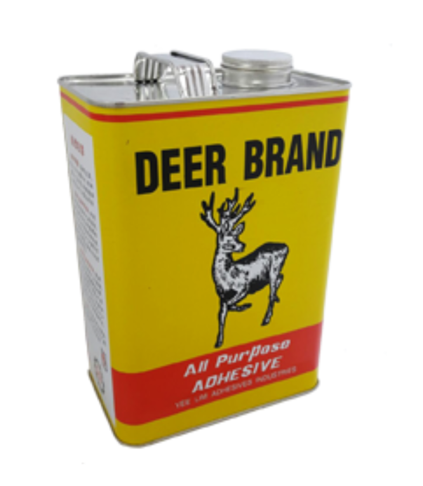 Deer Brand 129, Contact Adhesive Glue
