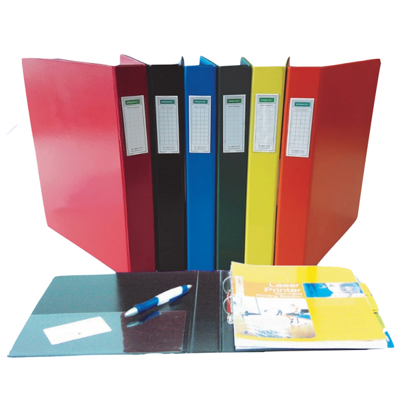 Yamano A4 2d Ring Binder