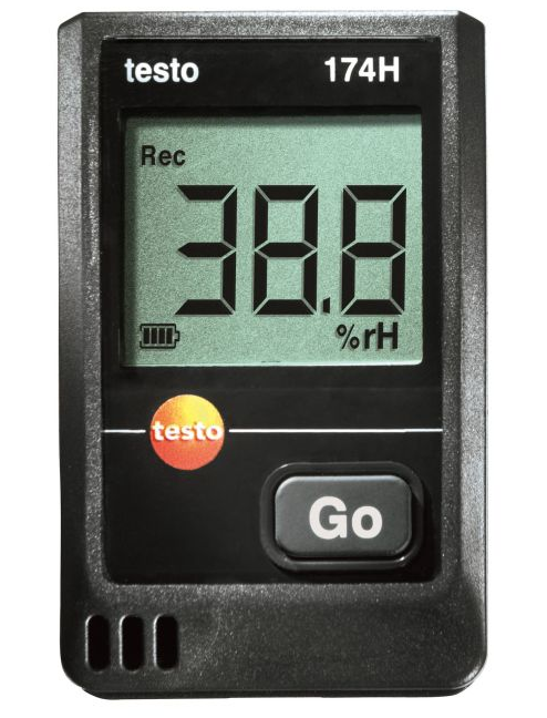 Testo Temperature and Humidity Datalogger 174H