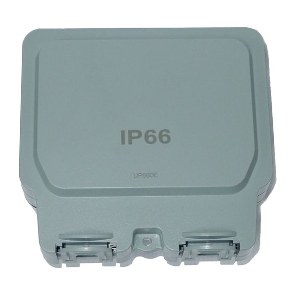 Fym-ip66 Double Enclosuer W/switch Socket Outlet