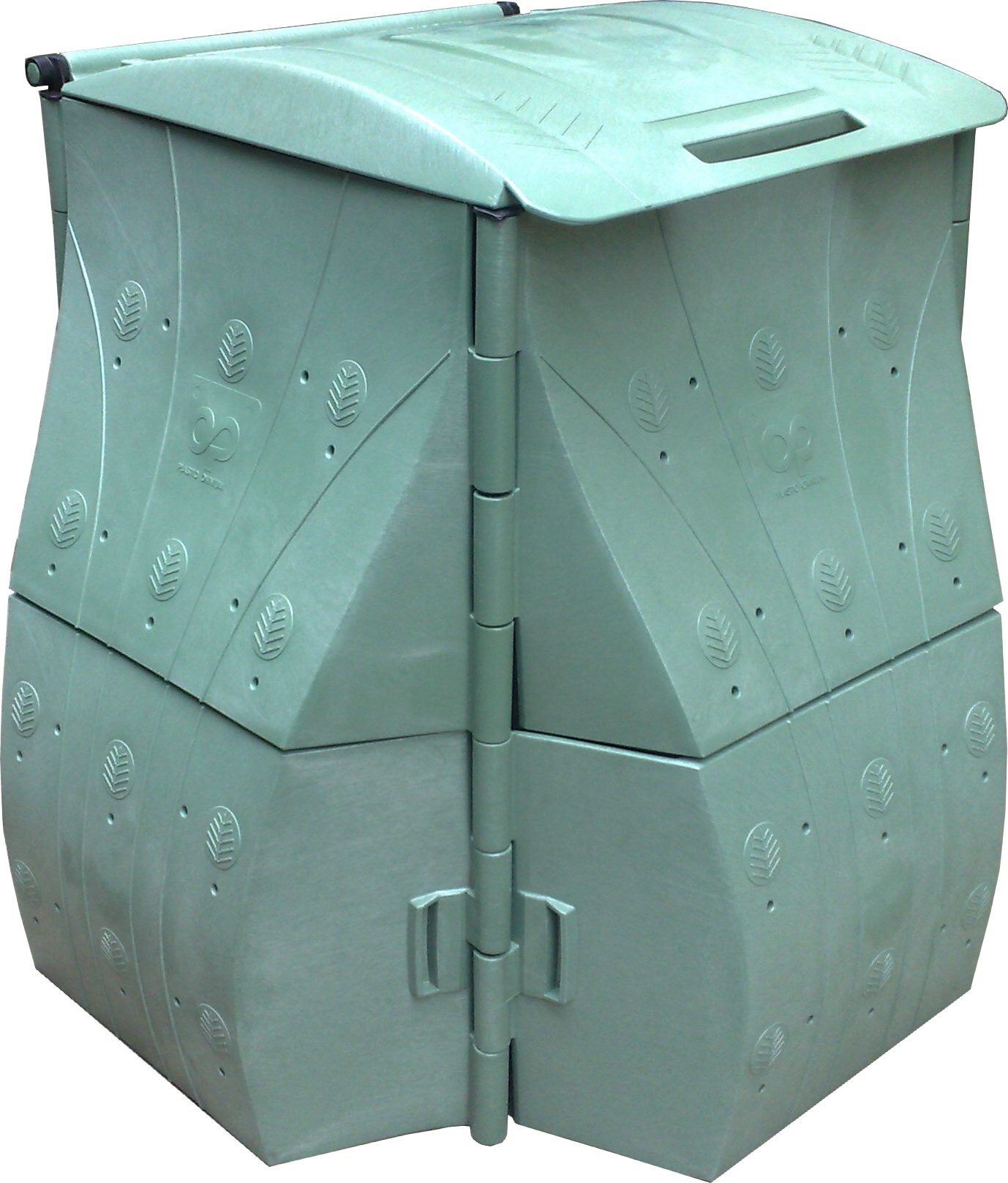 360 Litres French Made High Density Polyethylene Compost Bin