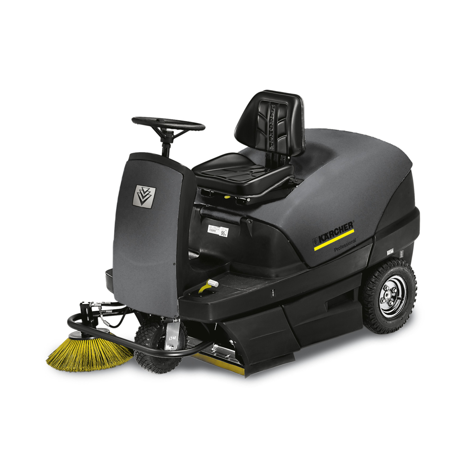 Karcher Medium Ride on Sweepers KM 100/100 R D