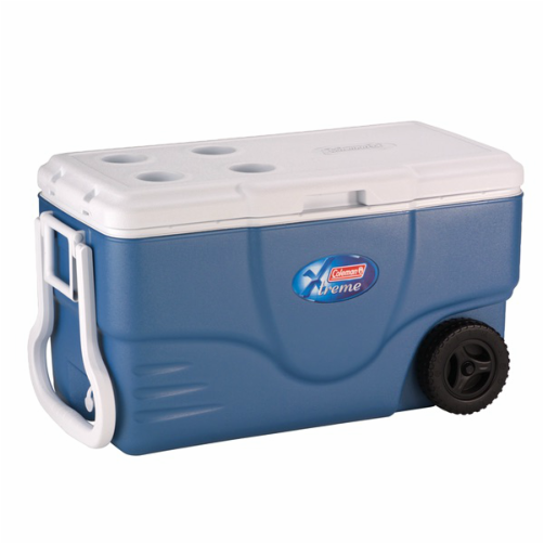 Coleman 100 Quart (94.6l) Wheeled Cooler 6201