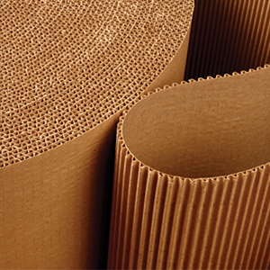 KRAFT CORRUGATED PAPER ROLL 47 INCH X 220FT