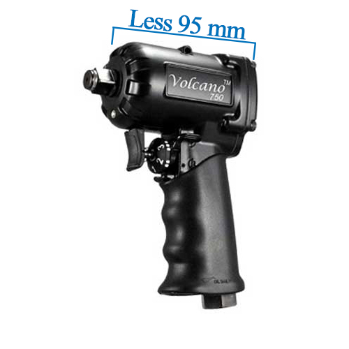 """Volcano™ ½""""Dr. 750Nm Ultra Compact Design Air Impact Wrench"""