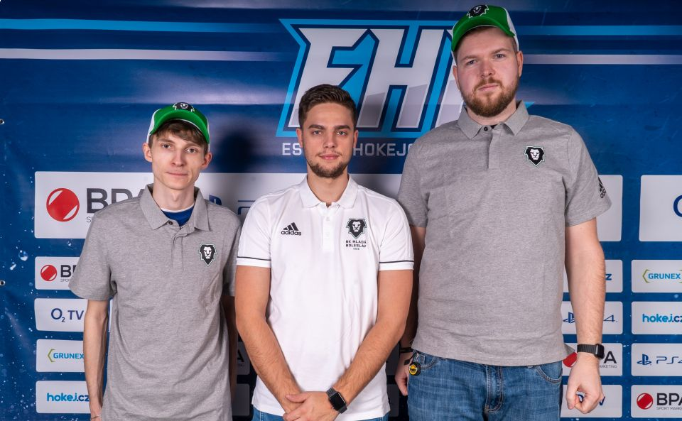Mladá Boleslav vítězem základní části EHL