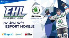 Startuje druhý ročník ENYAQ Hockey League, registrace spuštěny!