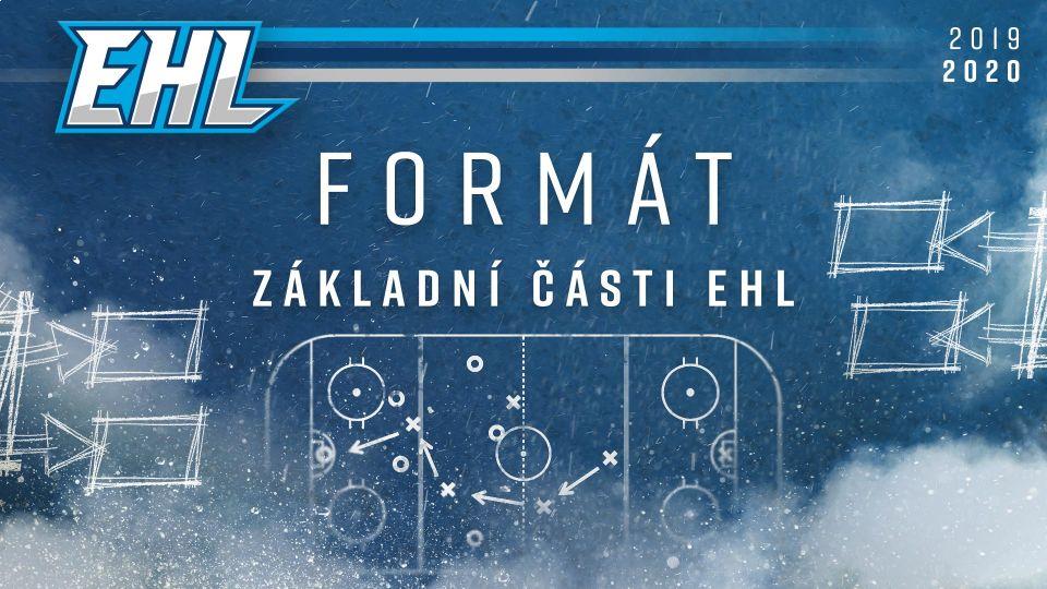 Formát základní části EHL