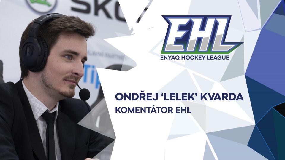 Rozhovor s Ondřejem 'Lelkem' Kvardou: Od virtuálního ke skutečnému hokeji