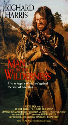 Image result for A MAN IN THE WILDERNESS
