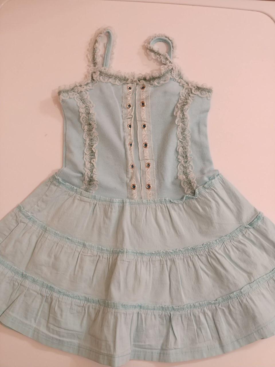 87f20118a25 ΧΑΡΙΖΩ] Καλοκαιρινά φορεματάκια για κορίτσι έως 2 ετών (vol.1 ...