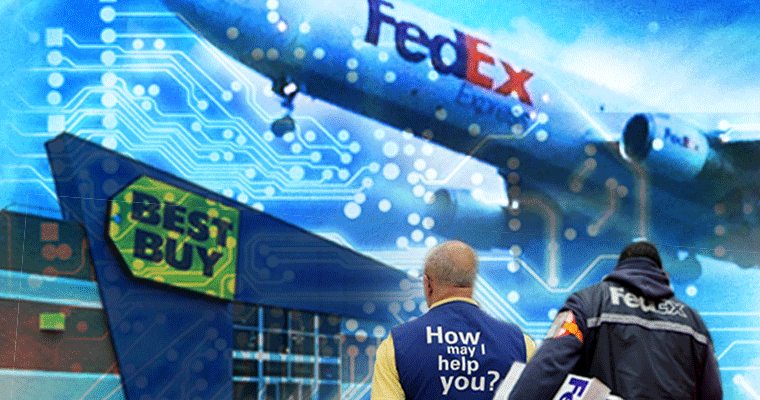 Entrepreneurial Brinkmanship: Lessons Learned from Best Buy and FedEx