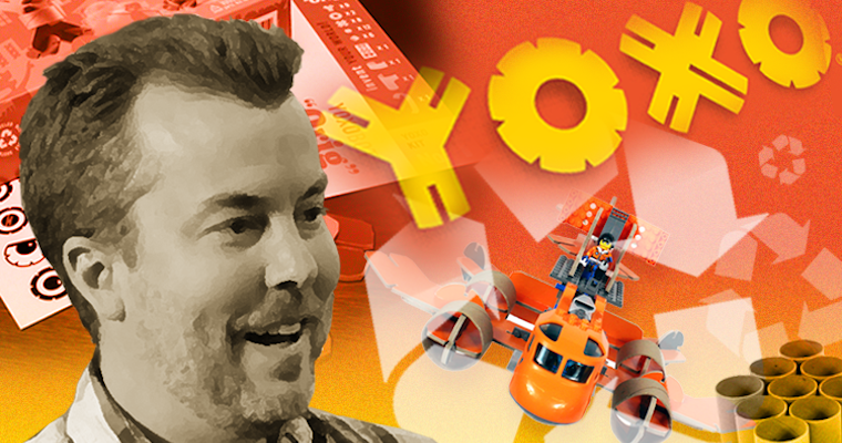 YOXO Founder Discusses the Serious Business of Play