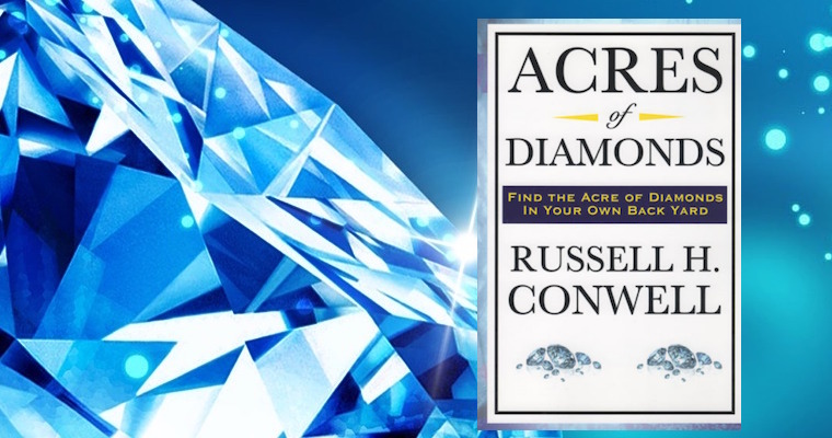 Acres of Diamonds: Advantages of Working in Your <mark>Family</mark> <mark>Business</mark>