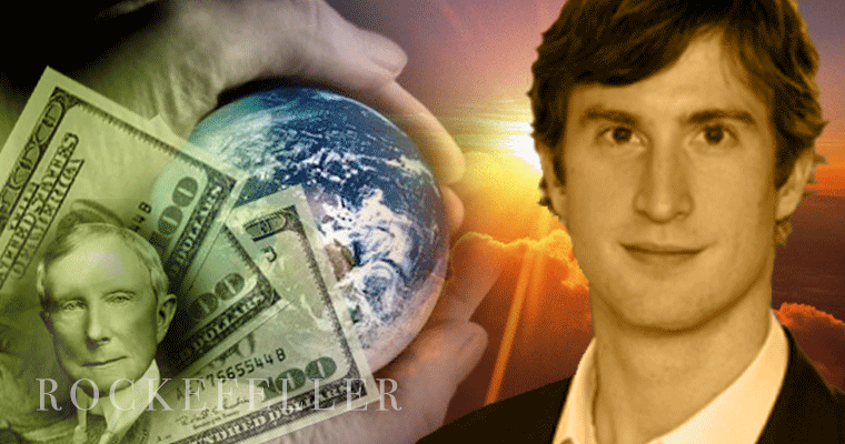 Investing for a Better World: A Conversation with Justin Rockefeller