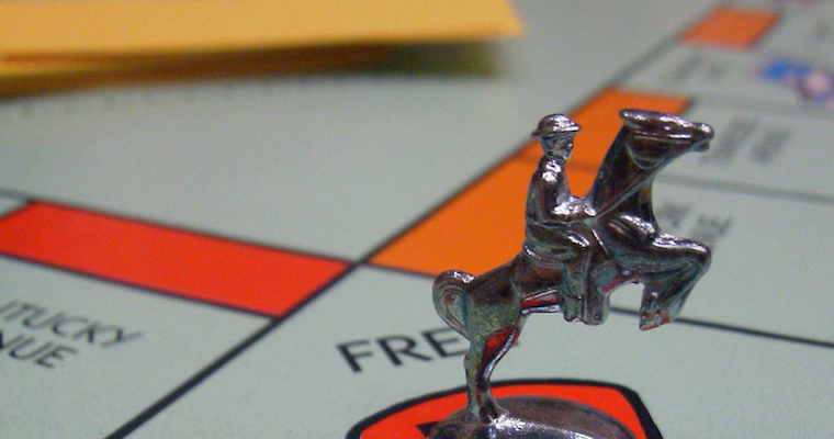 'Monopoly' Game vs. the Real World: A Teaching Tool