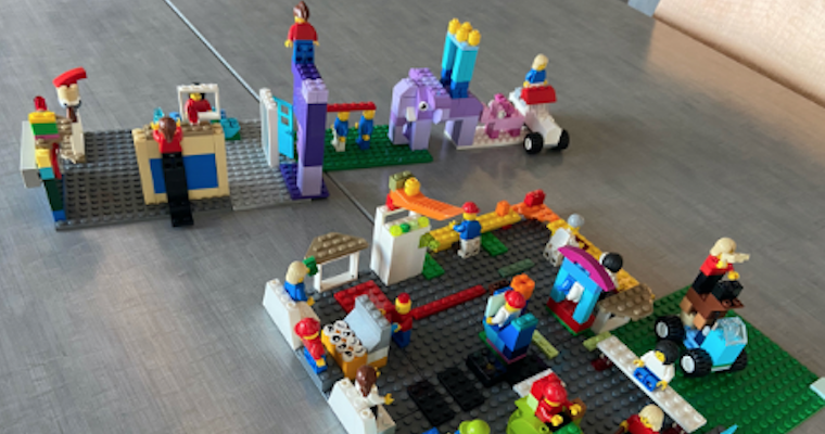 Integrate LEGO® Serious Play® for Collective Creativity