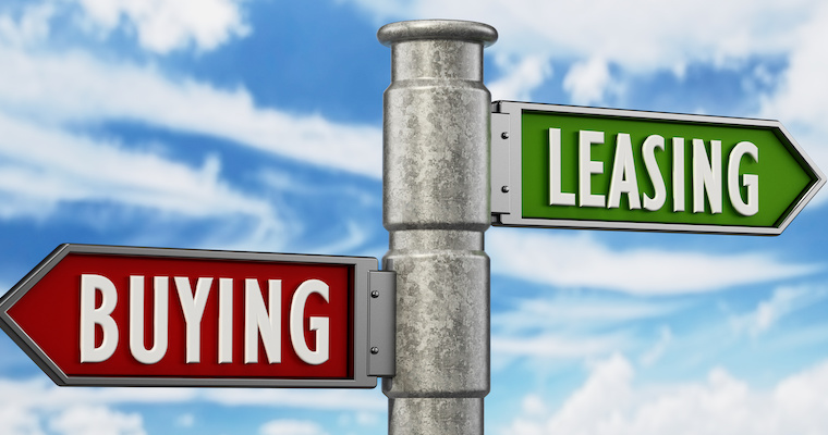 Buying vs. Leasing Equipment: Which One is Better?