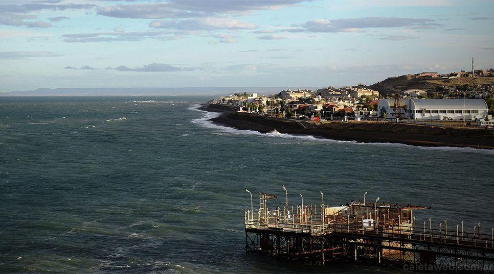 El puerto de Caleta Olivia fue inspeccionado solo una vez en 2006.