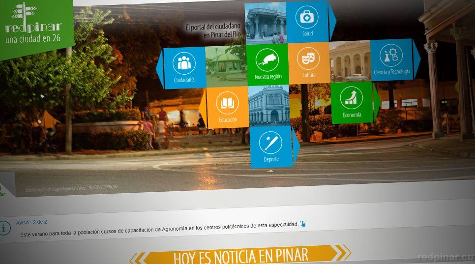 El nuevo sitio le facilita las gestiones a los ciudadanos cubanos.