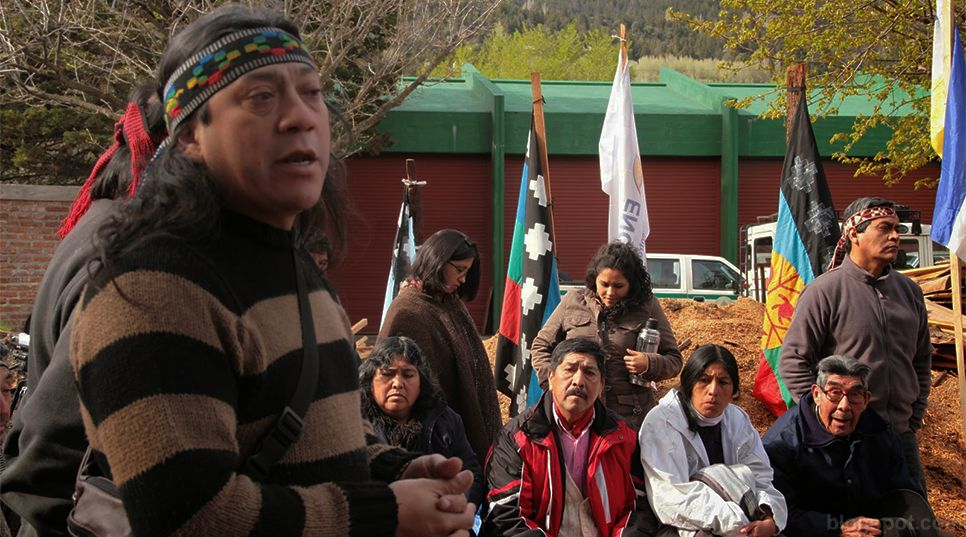 Las comunidades acudieron a la CIDH por el caso salteño.