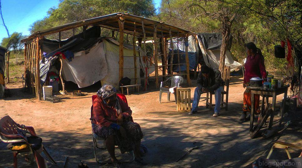 La Nación expropió 19 mil hectáreas para las comunidades.