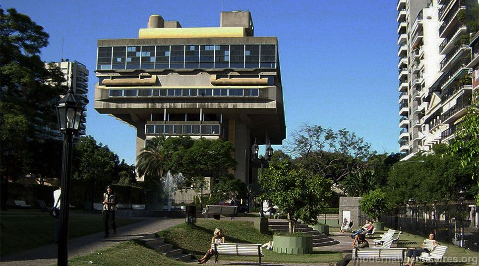 La Biblioteca Nacional es parte del Ministerio de Cultura.