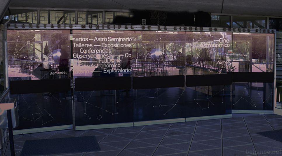 No se pudo verificar que en el sitio web del Planetario se puedan adquirir entradas.