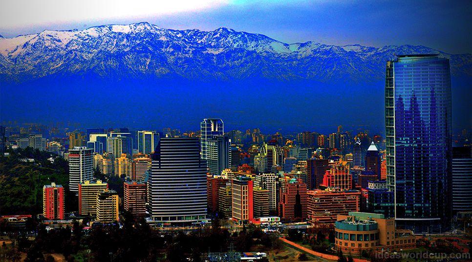 Santiago de Chile descendió lugares a nivel regional.