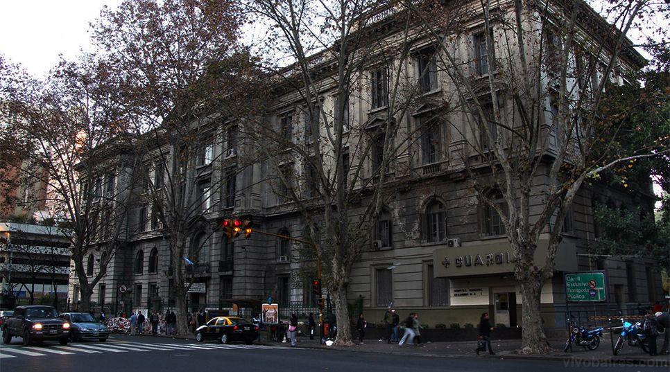 Se destacó el buen estado del área de cámaras y morgues en el Rivadavia.