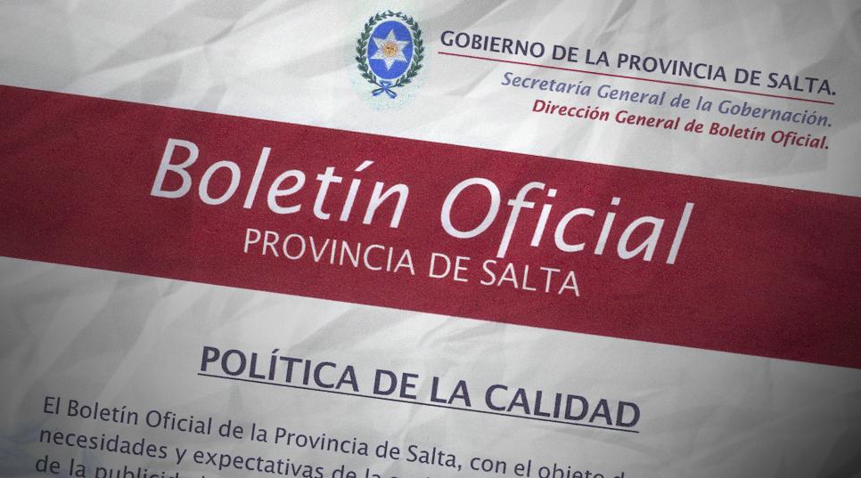 Con ocho meses de demora, en el Boletín Oficial solo se publicaron los nombres de los legisladores que incumplieron.