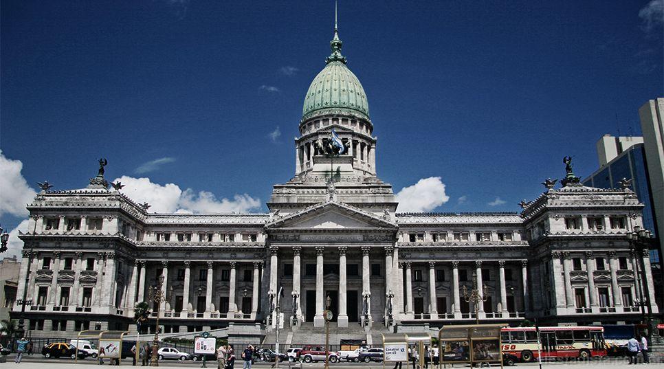 El Congreso argentino se ubica en los últimos lugares se encuentran Argentina con un puntaje del 39%.