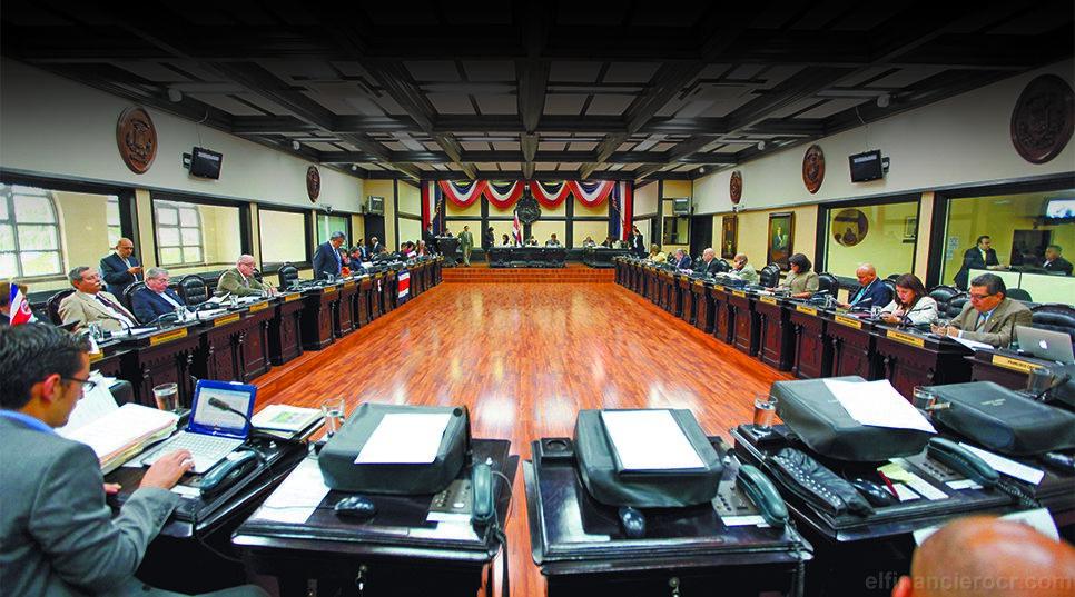 El país mejor posicionado en materia de transparencia legislativa es Costa Rica con 72%.