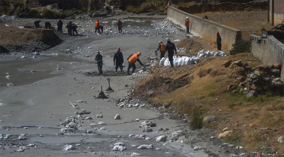 """Con respecto al manejo de los recursos, el informe detectó una """"baja ejecución presupuestaria del programa de Gestión Ambiental Minera."""