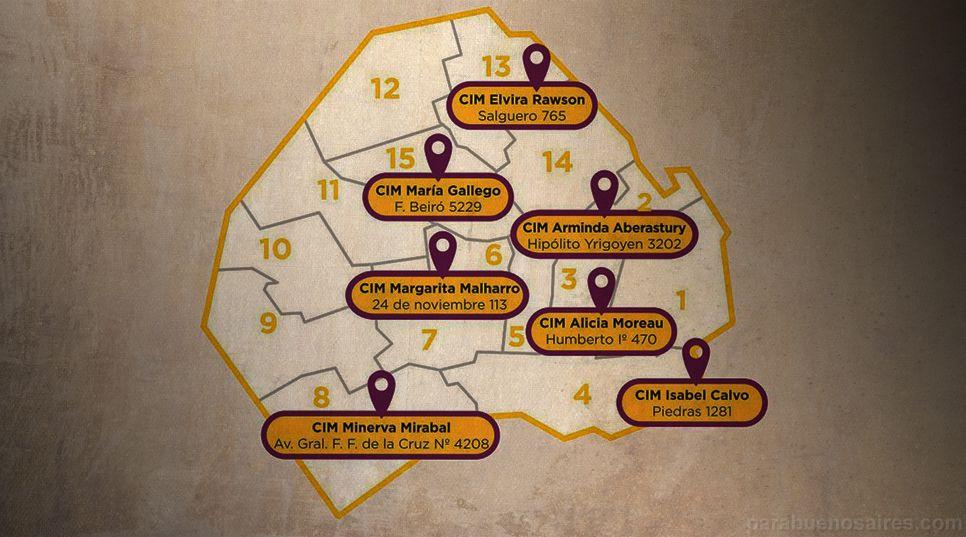 De los seis Centros Integrales de la Mujer que hay en la Ciudad, solo dos cuentan con un trabajador social.