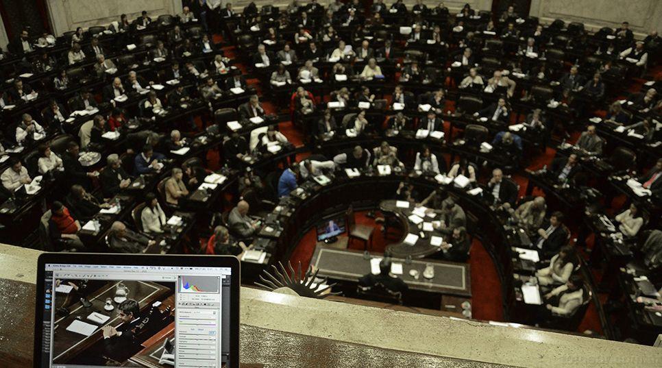 Según la Ley 24.156, sólo el Congreso habilitaba cambios en partidas.