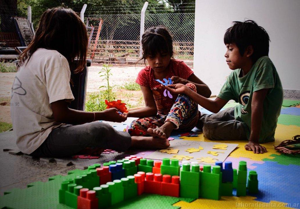 La iniciativa es para a niños y adolescentes hasta 18 años.