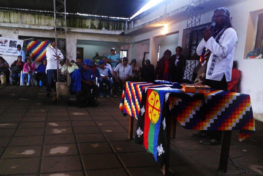 Representantes de los indígenas señalaron que algunos programas no se pueden implementar tal y como vienen, porque son diseñados sin tener en cuenta la realidad de los pueblos.