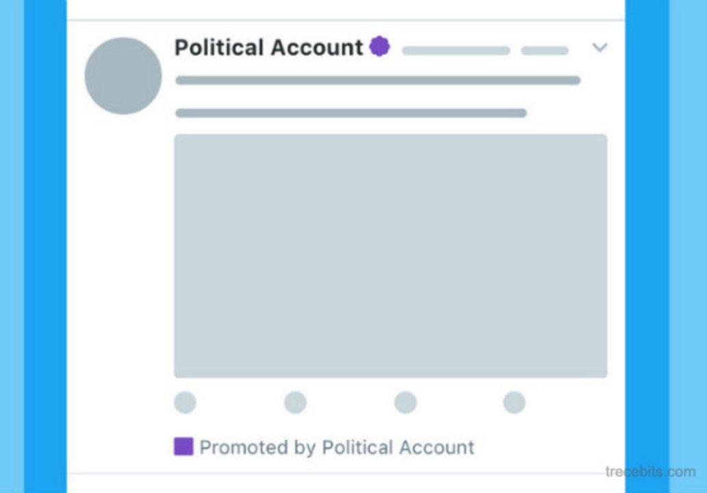 Los políticos deberán identificar sus campañas como tales.