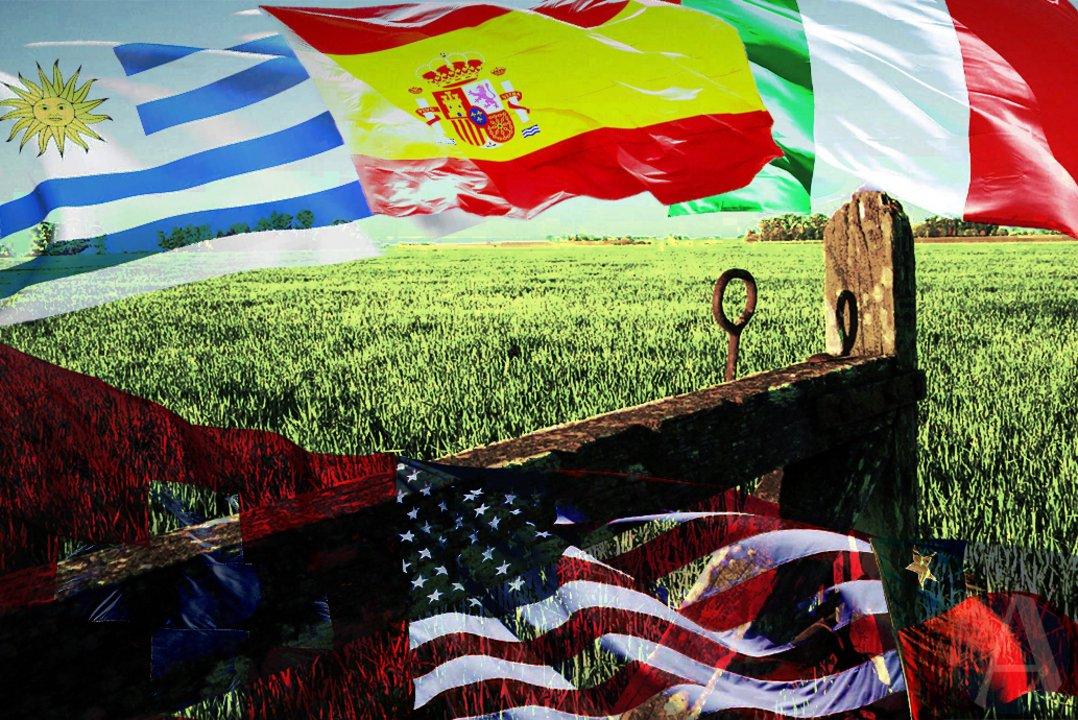 La Ley regula los límites a la posesión de tierras rurales en manos extranjeras.